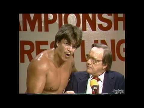 NWA  Championship Wrestling From Florida CWF 8/31/85