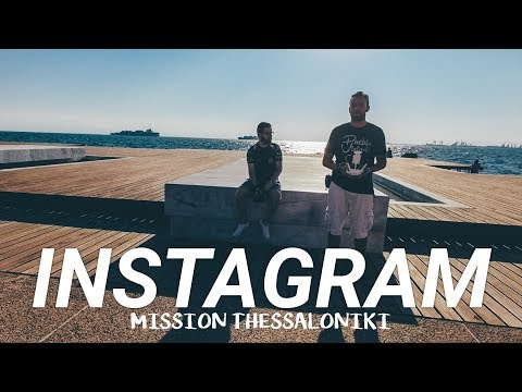 INSTAGRAM MISSION : Paralia (Thessaloniki) Greece