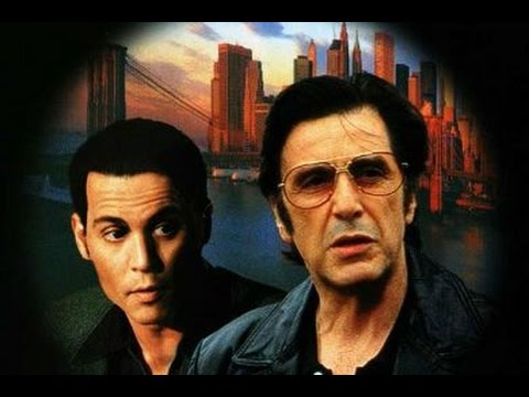 Crime Review: DONNIE BRASCO (1997)