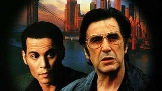 Crime Review: DONNIE BRASCO (1997)
