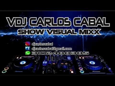 MIX ALETEO 2018 DJ CARLOS CABAL
