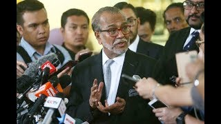 Najib mengaku tak bersalah 25 tuduhan