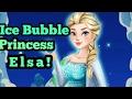 Ice Bubble Princess Elsa Pop Puzzle Gameplay [Frozen Game]