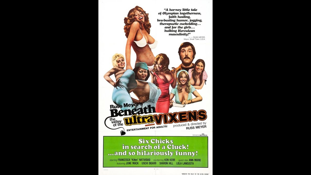 Beneath The Valley Of The Ultra Vixens Watch william tasker - lavonia and lamar semper fidelis and other man