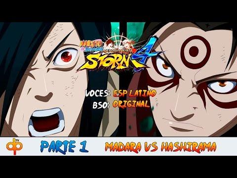 Naruto Shippuden Ultimate Ninja Storm 4 latino - Español Parte 1 | Modo Historia - Musicas Anime