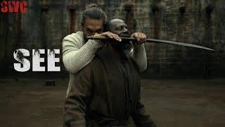 Gambar cover SEE Baba Voss vs slaver  ( Jason Momoa Fight Scene ) HD s1e3