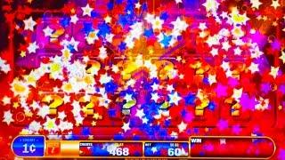 Quick Hit Fever slot machine, Double, Bonus or Bust UNCUT
