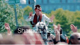 Boston Indian Wedding \\ Sharada + Billy \\ Day 2 of 2 \\ Hyatt Regency Wedding \\ Cambridge, Mass