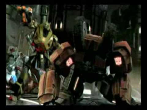 Transformers war for cybertron: war machine trailer