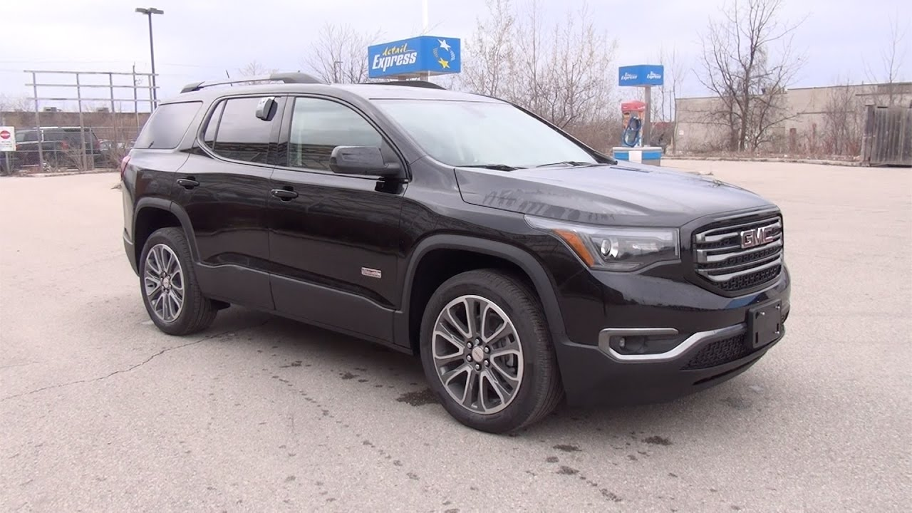 2017 Gmc Acadia Awd Slt 1 All Terrain Bennett Gm New Car Dealer