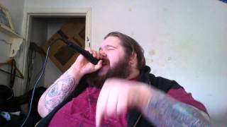 Beartooth In Between Vocal Cover