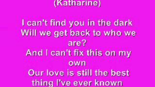 Smash - Heart Shape Wreckage Karaoke