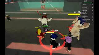 GUEST 666 BOSS FIGHT! | Guest World | ROBLOX | how to easy win