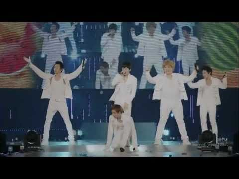 SS3 - ROKKUGO! Super Junior T (with lyrics)