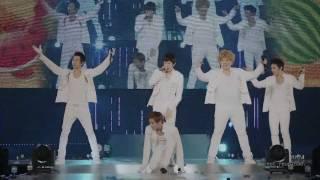 SS3 - ROKKUGO! Super Junior T (with lyrics)