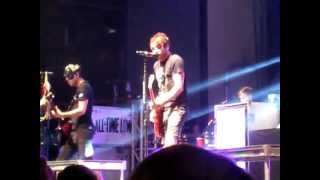 "All Time Low - ""Coffee Shop Soundtrack"" - Jannus Live 4/16/13"