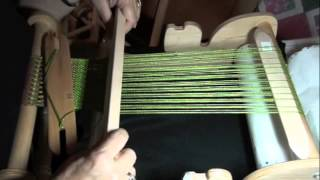 Rigid Heddle Weaving with PattyAnne - Beginning Pick Up Stick