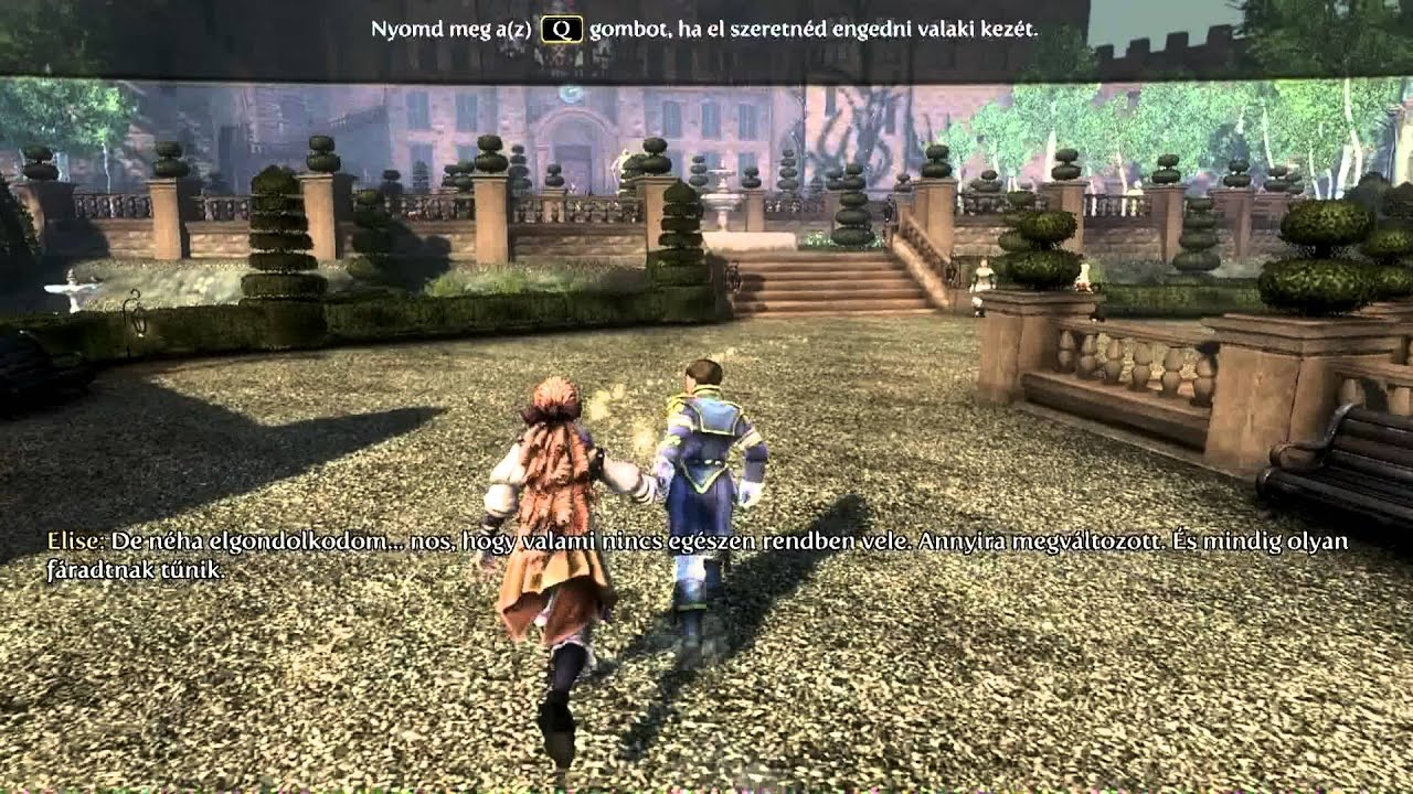 Fable 3 pc gameplay [HD] max settings - YouTube