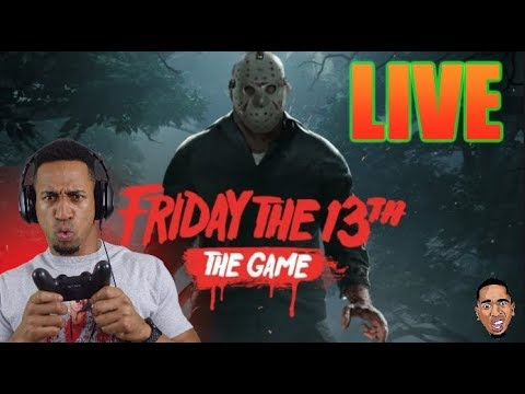 Friday the 13th LIVE (w/ subscribers)