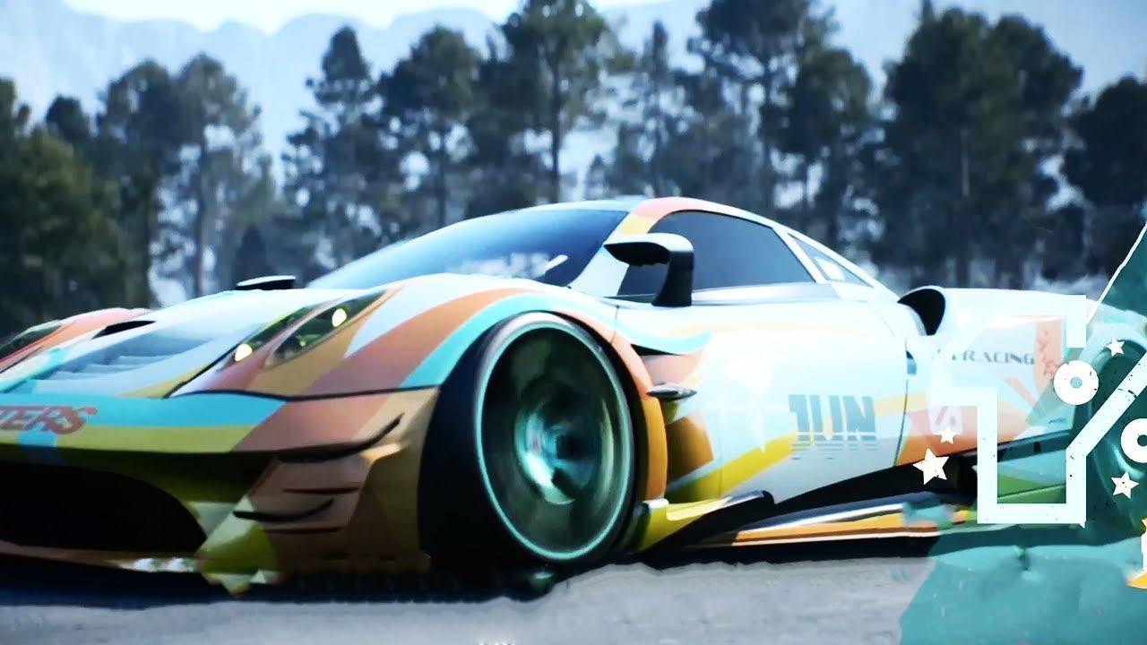 Need For Speed Payback Natalia Nova Boss Race Racer