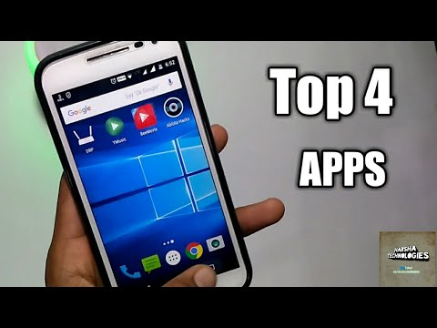 Top 4 apps for February 2018