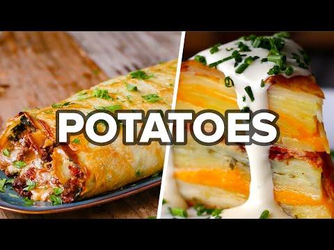 5 Scalloped Potato Recipes