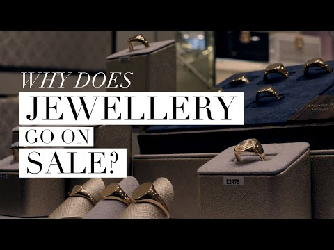 3 Reasons Why JEWELLERY Goes on Sale