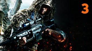 Прохождение Sniper: Ghost Warrior 2 - Часть 3: Обсерватория
