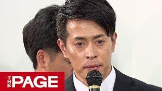 「純烈」友井雄亮さんが会見 週刊誌でDV報道(2019年1月11日)