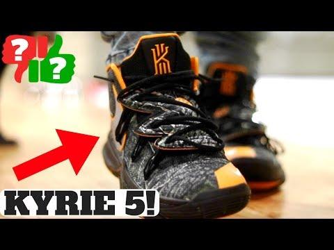 hibbett sports kyrie 5 buy clothes
