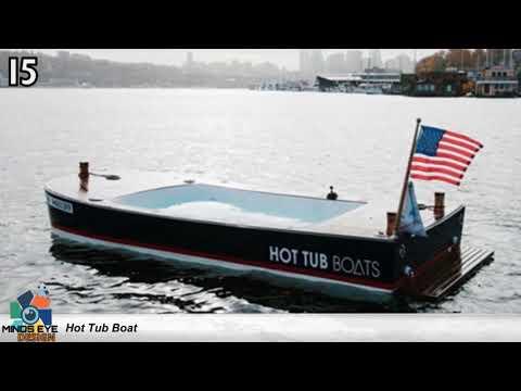#15 Hot Tub Boat – Crazy Boats