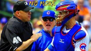 Umpires getting Pissed Off