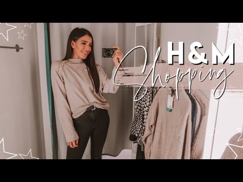 Come H&M Shopping With Me January 2020 | Try On In Store & Mini Haul
