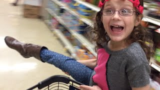 Ballet in the Grocery Store (WK 220.6) | Bratayley