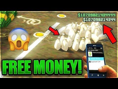 """*INSANE* WORKING! """"MONEY GLITCH"""" MAKE MILLIONS $3000000 In 9 Minutes! 100% LEGIT (GTA Money Glitch)"""