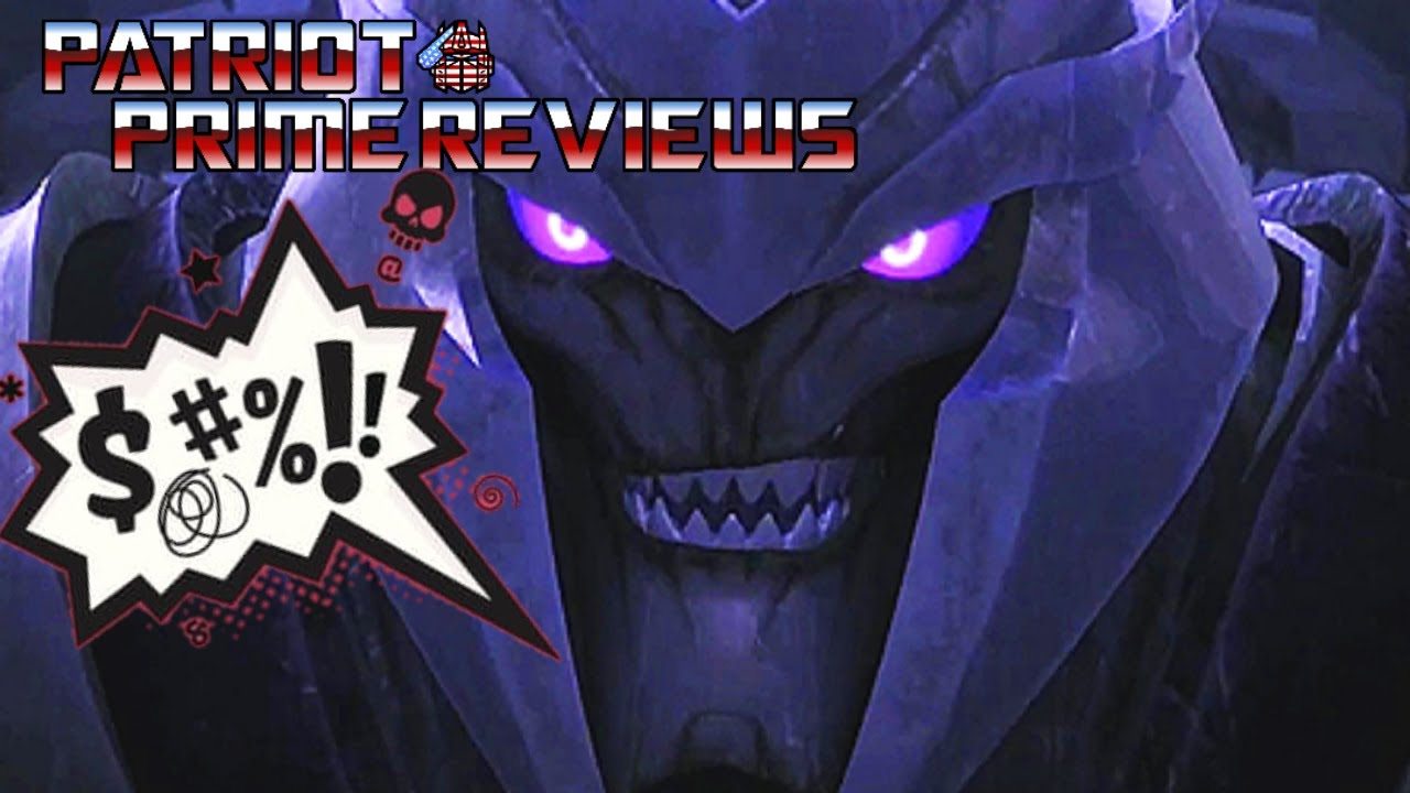 Patriot Prime Reviews 10th Anniversary Hades Megatron