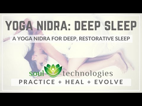 Yoga Nidra: Deep Sleep