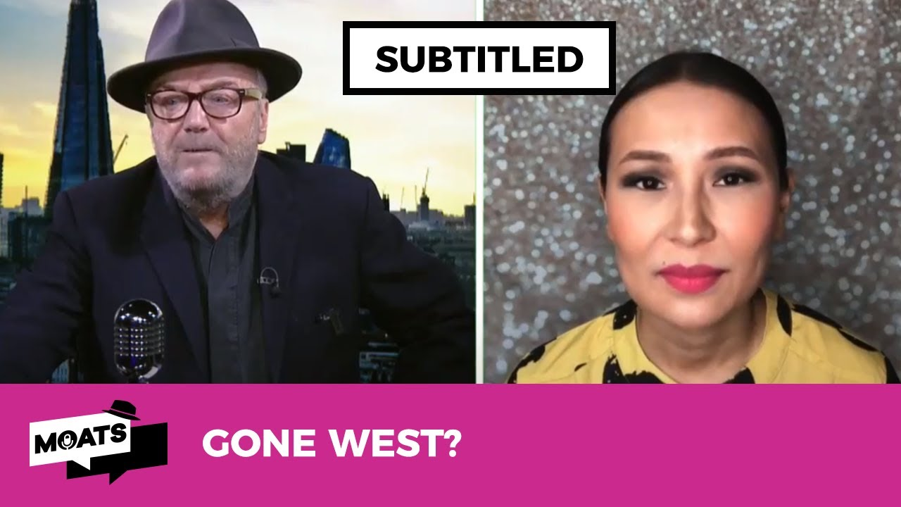 #MOATS: GONE WEST? Kim is supporting Kanye for POTUS but thinks he's having a manic episode.