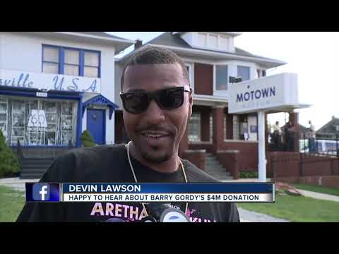 Berry Gordy donates $4M for Motown Museum expansion in Detroit Mp3