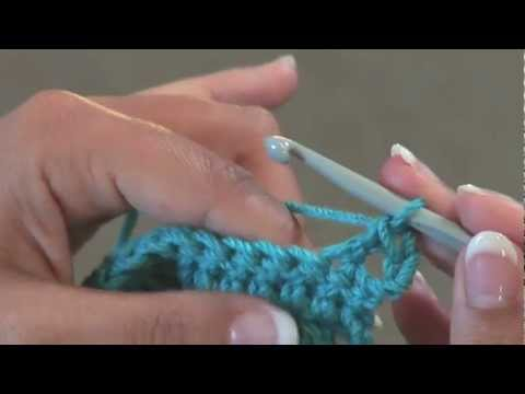2bb72704608 Cours de Crochet n°2 - Les points de base - YouTube