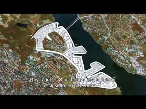 Stockholm Royal Seaport (English version with subtitles)