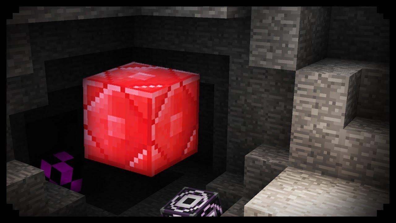 Minecraft 10 Secret Blocks Youtube