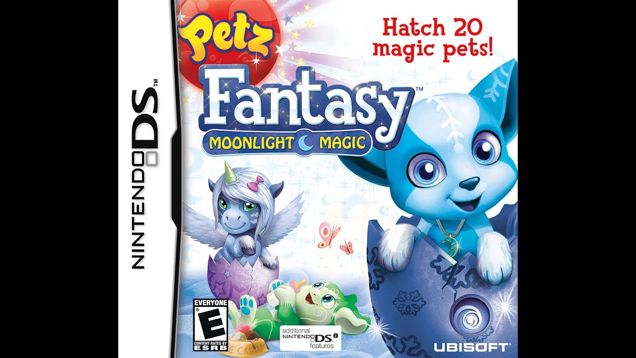 petz fantasy moonlight magic