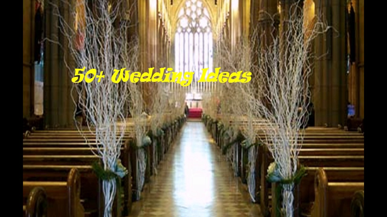 50+ Winter Wedding Decoration Ideas - Wedding Ideas #1 - YouTube