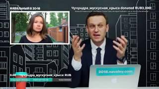 Навальный об анонимности в интернете и двойных стандартах Путина