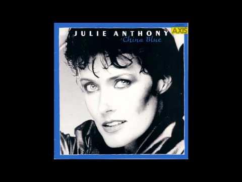 Julie Anthony - China Blue (1981)  (No Vid Clip)