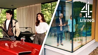 Inside the House Inspired by 'Ferris Bueller's Day Off' | Grand Designs
