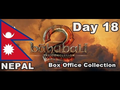 Bahubali 2 Box Office Collection Day 18 Nepal