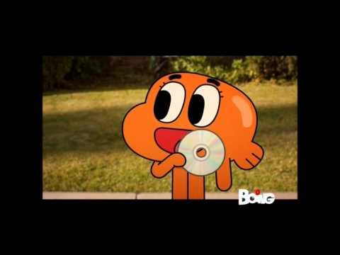 The amazing world of gumball japanese