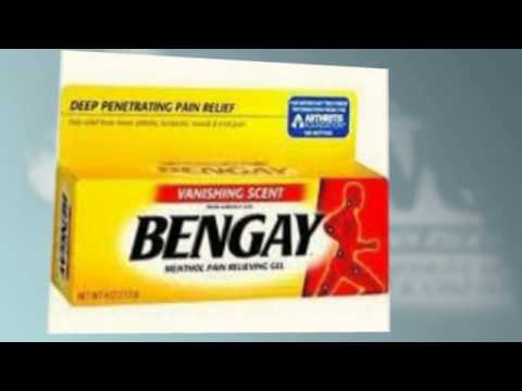 Bengay Cream -- The Perfect Cream For Aches And Pains